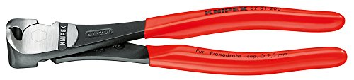 KNIPEX 67 01 200 High Leverage End Cutters ()