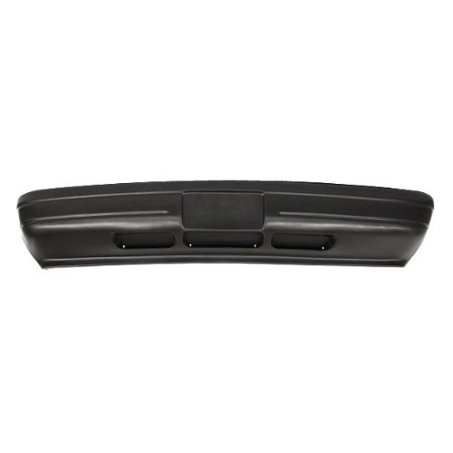 Chevrolet Astro Front Bumper Cover (CarPartsDepot, Van Front Bumper Cover Primed Black Smooth Replacement New, 352-15186-10-PM GM1000510 12382996)