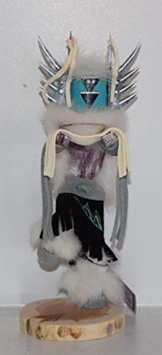 9 INCH Crow Mother Kachina ()