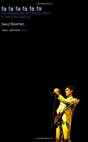 Download Fa Fa Fa Fa Fa Fa : The Adventures of 'Talking Heads' in the 20th Century PDF