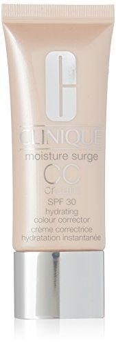 Clinique Moisture Surge All Skin Types CC SPF 30 Hydrating Colour Corrector Cream, Medium, 1.4 Ounce (Moisture Surge Cc Cream Hydrating Colour Corrector)