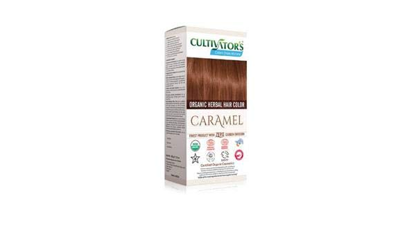 Cultivator s 70% Off Organic Herbal Hair Color - Caramelo ...