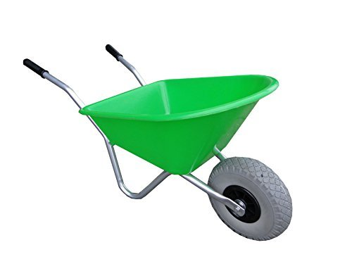 Maingate Junior Kids Wheelbarrow - Light Green by Main Gate by Maingate