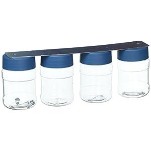 National Hardware N112-098 V2432 Magnetic Jar in 0, 4 pack