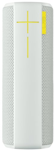 UE BOOM Wireless Bluetooth Speaker - White (Bluetooth Boombox Logitech)
