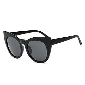 ZHENCHENYZ Gafas de Sol de imitación de Madera de imitación ...