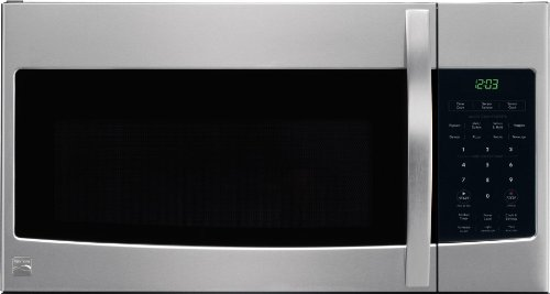 Kenmore 80333 Microhood Stainless Microwave