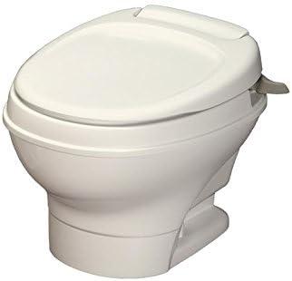 B000B5SA2Y Thetford Parchment Aqua-Magic V RV Toilet-Low Profile Color-Hand Flush 31647 31u1RekrP5L.