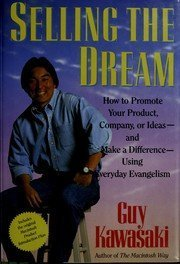 0060166320 - Guy Kawasaki: Selling the Dream - Buch