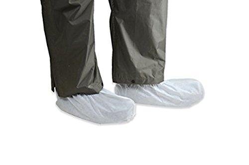 West Chester 3712 PosiUB Sleeve, 18'', One Size, White (Box of 200)