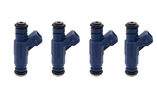 (NewYall Pack of 4 Fuel Injectors )