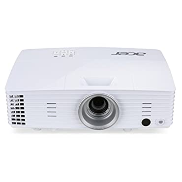 Acer H6502BD 1080P 3D DLP Home Theater Projector, White