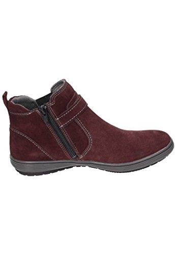4 Comfortabel Berry Damen Stiefel 990972 Rot qHxp8vwIZ