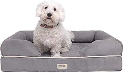 Friends Forever 100% Suede Dog Bed / Lounge, Prestige Edition