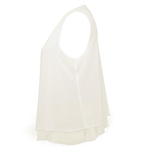 mccmococo - Camiseta sin mangas - para mujer