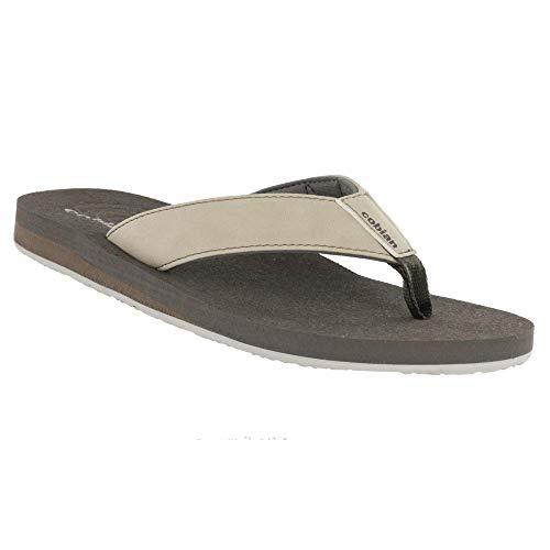 Cobian Floater 2 Men's Flip Flop Sandal - Bone 10 M US
