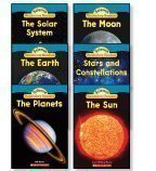 Solar System Science Vocabulary Readers 6-Book Set: The Earth, The Moon, The Planets, The Solar System, Stars and Constellations, and The - Earth Moon System