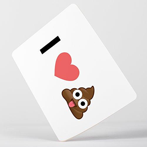 I-Love-Poop-Emoji-Heart-Mouse-Mat