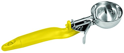 Excellante Lever Dasher, 1.625 oz, Yellow Ergo Handle by Excellante
