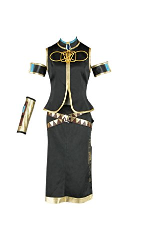 DAZCOS Adult US Size Luka Women's Halloween Cosplay Costume (Women M)