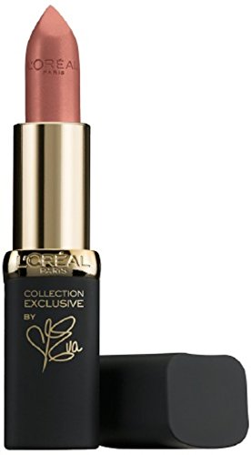 L'Oréal Paris Colour Riche Collection Exclusive Lipstick, Eva's Nude, 0.13 - Evas Collections