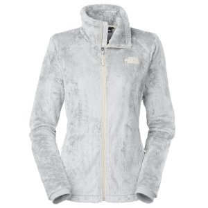 North Face Osito 2 Jacket - Women's High Rise Grey X-Large