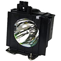 Replacement Lamp Module for Panasonic ET-LAD55 Projectors (Includes Lamp and Housing)