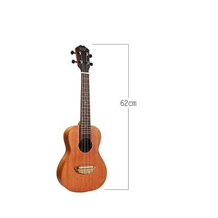 Amazon com: Mkulele Exquisite 23-inch Handmade Ukulele Beginner