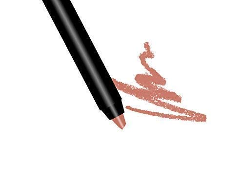 "Premium Matte Lip Liner Pencil |""Totally Tan"" Blushed Nude 