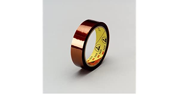 7500V Dielectric Strength, ProTapes Pro 950AS Anti-Static Polyimide Film Tape