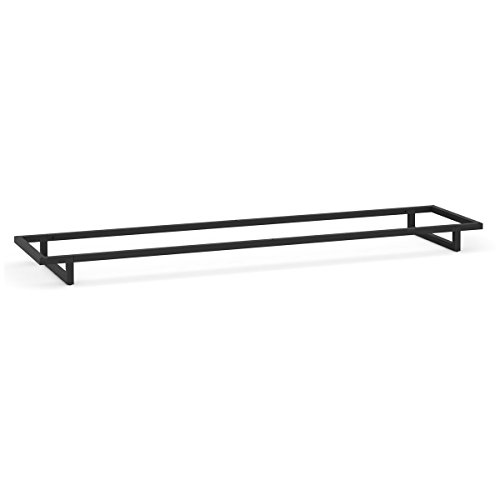 (Salamander Chameleon Steel Tube Base for Quads (Matte Black))