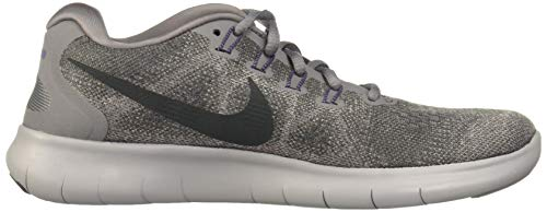 Chaussures Free Femme de 2 Nike Damen Gunsmoke Grey Purple Running Grau Slate Run Atmoshphere Anthrazit f05gIq