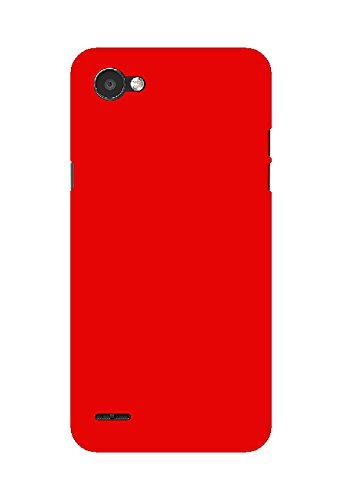 huge selection of 6dd31 4d53b Case Creation TM Hard Back case Cover for LG Q6: Amazon.in: Electronics