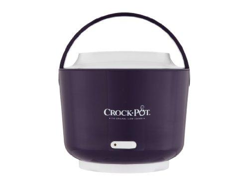 Crock-Pot 24-Ounce Lunch Crock Food Warmer, Purple