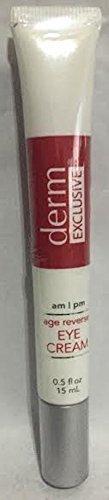 Derm Exclusive Age Reverse Eye Cream .5 oz