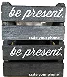 Cheap crate your phone (2 – Rustic Grey Crates