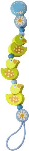 301112 Dancing Ducklings Pacifier Chain