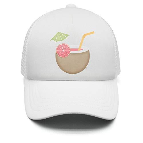Drink Clipart Hawaiian Adjustable NBA Snapback Hats Trend Outdoor Cap Youth Snapback Baseball caps Victorian Hats Unisex