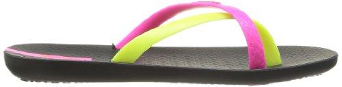 Lifetrak Mix Color Fem - Sandalias Negro (Black)