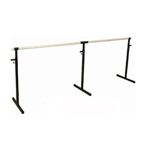 The Beam Store 10-Feet Adjustable Height Ballet Barre Made in USA