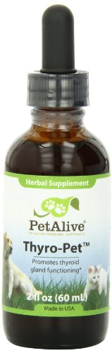 PetAlive Thyro-Pet Supports Thyroid