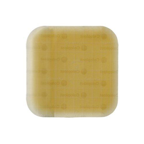 MCK52092100 - Hydrocolloid Dressing Comfeel Plus Ulcer 1-1/2 X 2-1/2 Inch Square - Hydrocolloid Ulcer Dressing
