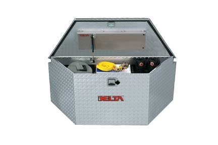 Delta (405000D Trailer Tongue Box, 33