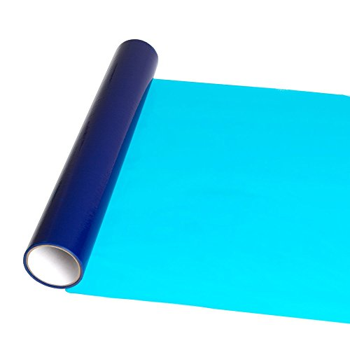 Roll Film 24 Wide (InvisiShield Hardwood Floor Protector Film - 24 inch x 200 Foot Adhesive Plastic Floor Protection Film)