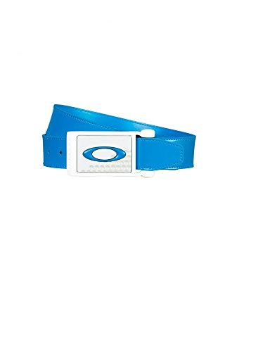 Used, Oakley Ellipse Leather Belt Pacific Blue, L for sale  Delivered anywhere in USA