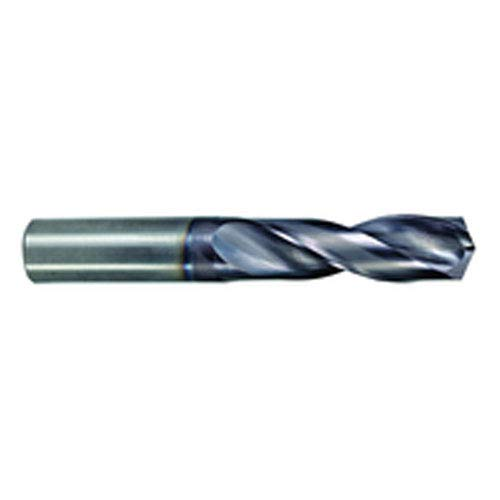 12.5mm Solid Carbide 3xD Coolant Fed Drill-TiAlN