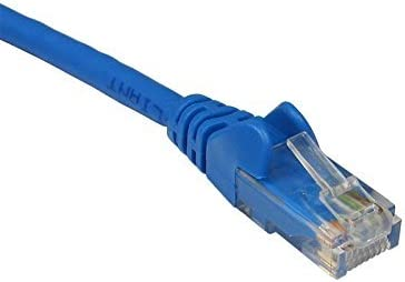 LAN Patch Router Internet Ethernet Hub Gigabit Broadband World of Data 25m WHITE Premium CAT6 Network Cable Modem -10//100//1000