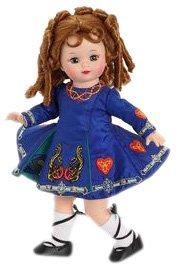 Madame Alexander Dolls Little Irish Dancer, 8