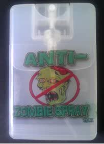 Anti-Zombie Spray (Pocket Hand Sanitizer) 20ml