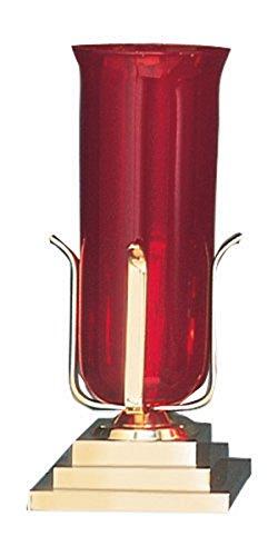 Christian Brands Church Supply SB216 Solid Brass Sanctuary Lamp by Christian Brands Church Supply